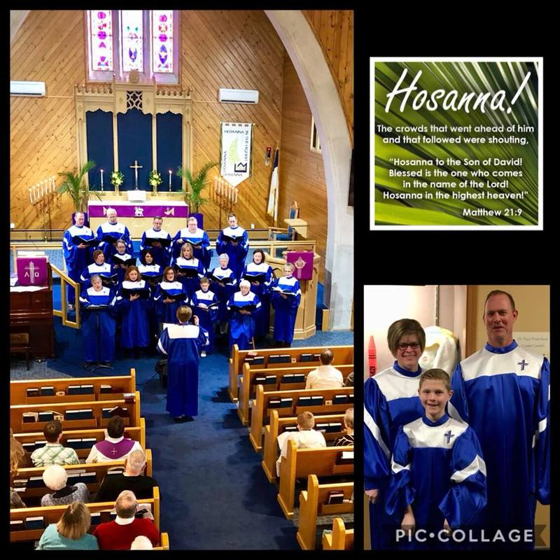 St. Paul Lutheran Church Choir
