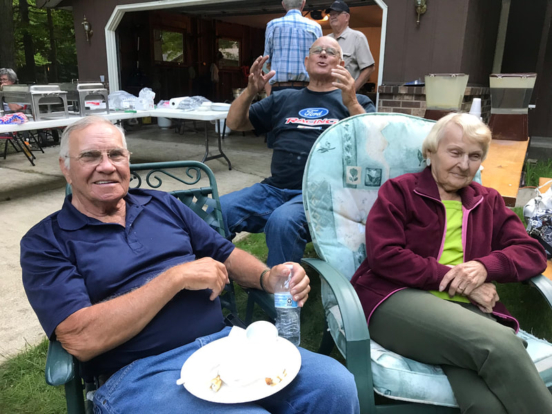 St. Paul Lutheran Church Caledonia Picnic